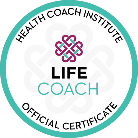 Health Coach Institute Certified Life Coach Seal